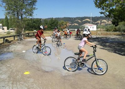Activites terrestre au Parc du Verdon - BMX